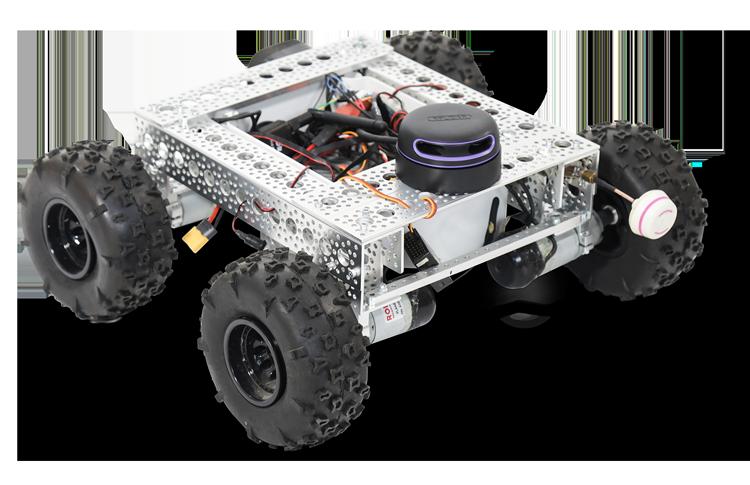 Robot Carro