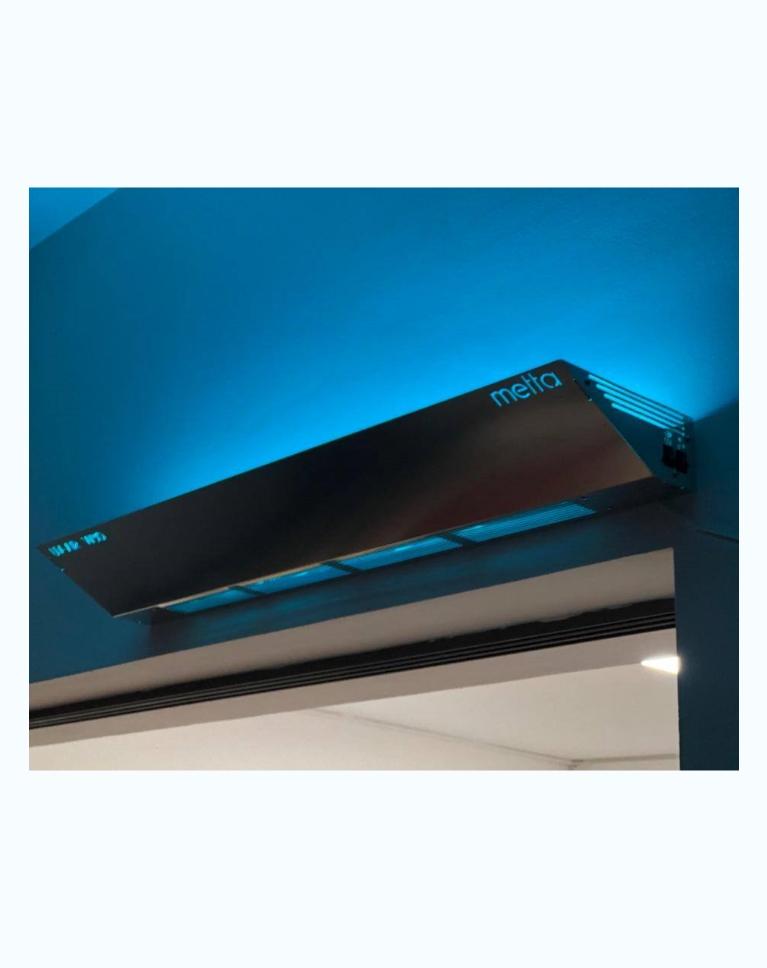 UV air-lamp