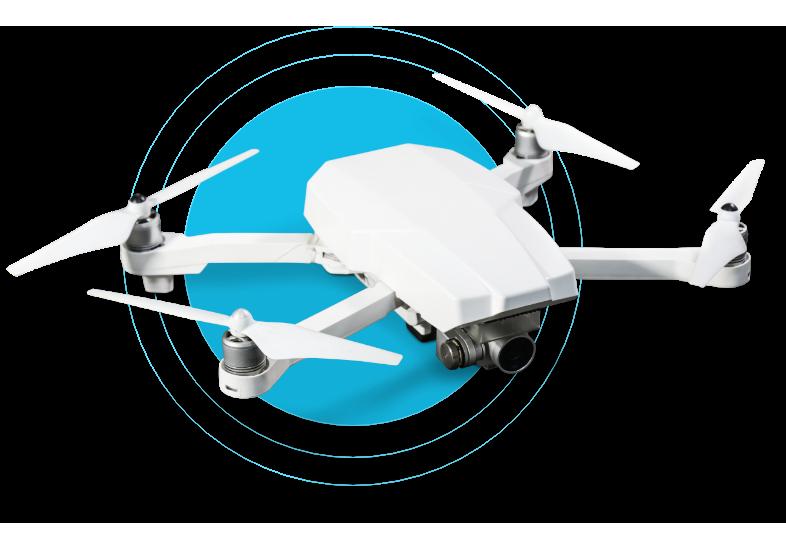 drone-blanco